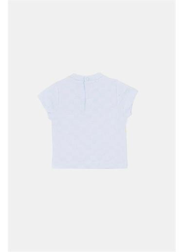BG Baby Erkek Bebek Mavi T-Shirt Mavi